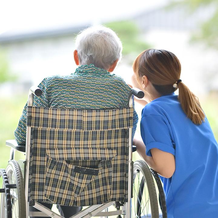 社会から求められている介護職